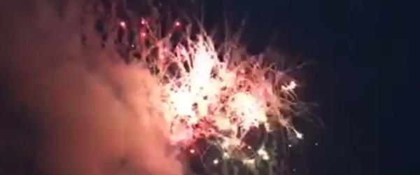 16 gange flere brande nytårsaften…