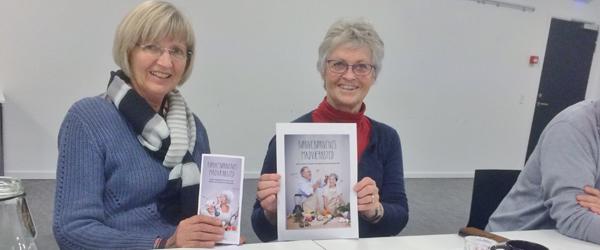 Hjerteforeningen Sæby klar til<br> Børnebørnenes Madværksted