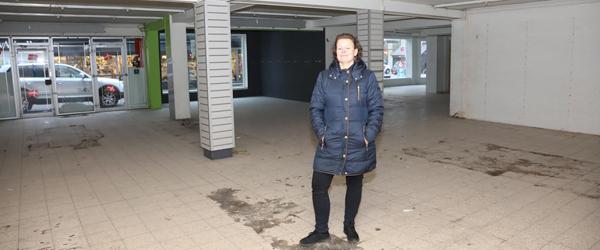 Kop & Kande i Sæby flytter<br> i nye lokaler den 1. april