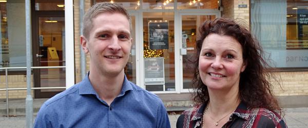Skiftedag: Spar Nord i Sæby<br> får ny afdelingsdirektør