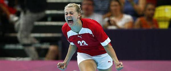 Håndboldens Anne Grethe<br> Nørgaard på Stidsholt
