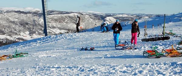 Hørby Efterskole varmer<br> op til Skirejse 2017