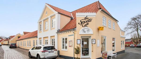 Sæby Sportscafé melder<br> alt klar til sommeren