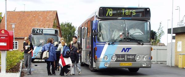 NT drosler resterende buskøreplaner ned