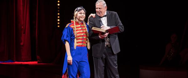 Vind billetter til Cirkus<br> Arena i Hjørring og Sæby