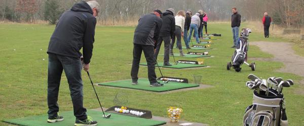 Åbent hus i Sæby Golfklub på søndag
