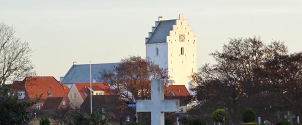 Gudstjeneste i Sæby kirke på søndag