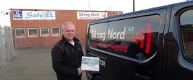 Sikring Nord i Sæby søger<br> sikringstekniker til Aalborg