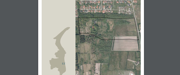 Plan for lokalplan for boliger<br> ved Solsbæk Strand lagt frem