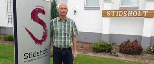 Brian Andersson forlader Stidsholt