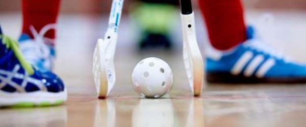 Sæby Floorballklub holder standerhejsning