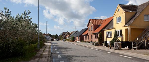 Lokalplan for boligområde i det sydlige Voersaa