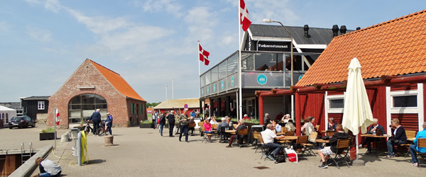 Lørdag byder havnene i Sæby<br> og Voersaa på masser af liv
