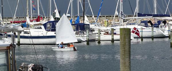 Nye planer skal sikre<br> udvikling af Sæby Havn