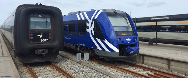 Flere forsinkelser rammer nordjysk togdrift