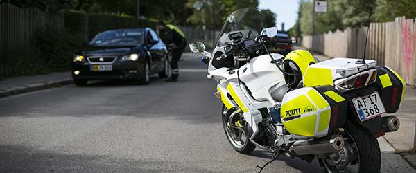 Politi vil stoppe uopmærksomme trafikanter