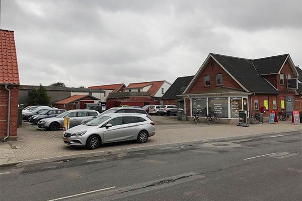 Der kæmpes for købmandsbutikken i Hørby