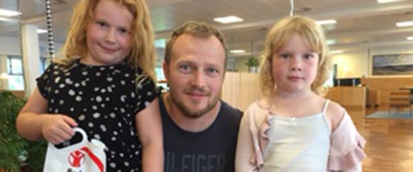 Red Barnet fik et flot resultat i Sæby : SaebyAvis.dk – lokale nyheder fra Sæby