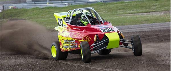 Guld og sølv til Daarbak Motorsport