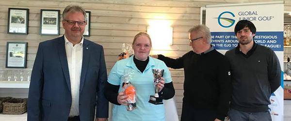 Mette Linkhusen vinder 21GlobalLeague