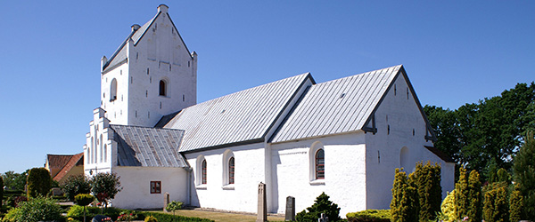 Børnegudstjenester i Albæk-Lyngså kirker
