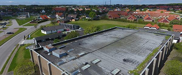 Godkendelse af lokalplan for boliger på Gasværksvej