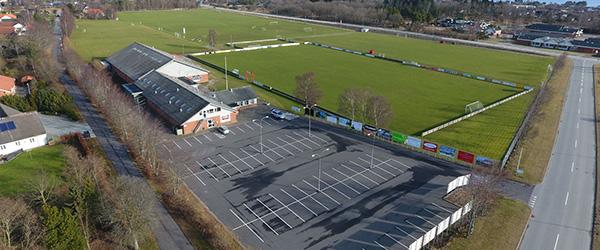 Top håndbold i Nordjyllandshallen i Sæby