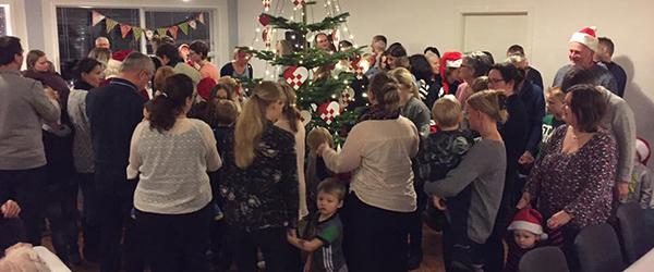 Dybvad Open by Christmas var en stor succes