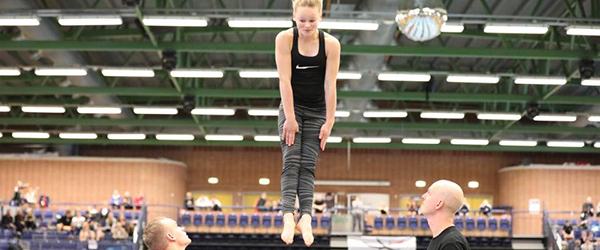 Ti medaljer til Springteam Sæby i Silkeborg