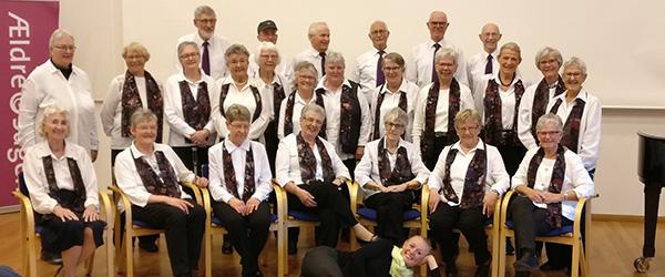 Jubilæumsfest i Ældre Sagens sangkor