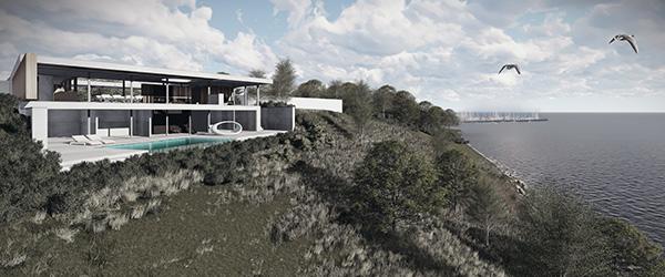 Arkitekt og designer søger efter nye rammer