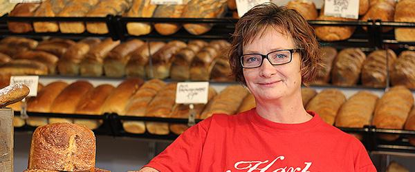 39 år i Hørby som bagerpar