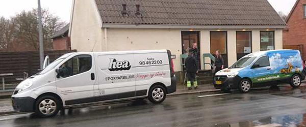 Snart åbner Ketils Madhus i Hørby…