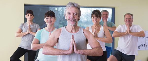 Gå til mindful Yoga i Sæby – med gratis intro