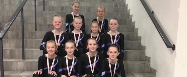 Talentudvikling i Springteam Sæby