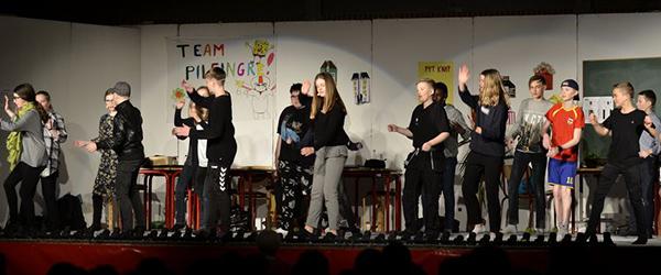 Skolefesten på Stensnæsskolen blev et tilløbsstykke