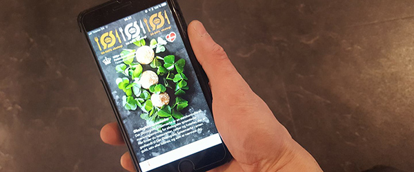 Ny app guider turister til økologiske spisesteder