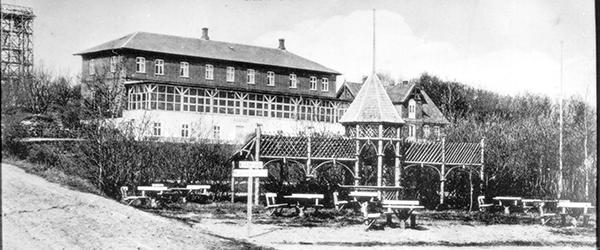 Badehoteller på Vendsyssels østkyst
