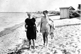 Sæby Nordstrand 1920'erne kopier