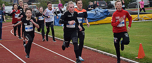 SIK 80 melder klar til Skole OL i Sæby