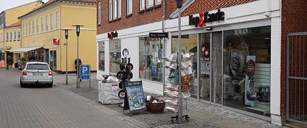 Indbrud hos Kop & Kande i Sæby igen igen