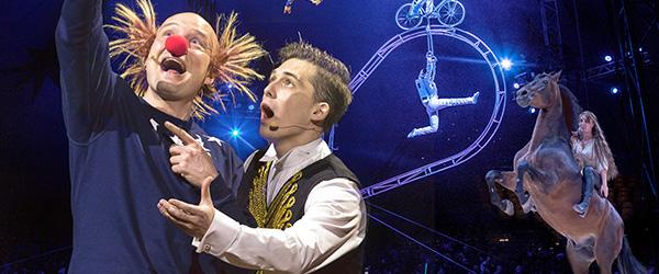 Cirkus Arenas eventyr fortsætter i Sæby