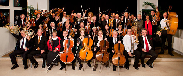 Taffel på Sæbygaard med Vendsyssel Symfoniorkester
