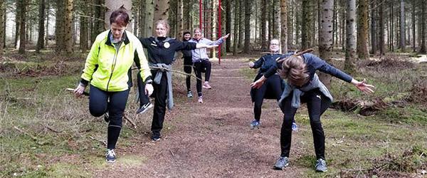 Naturtræning