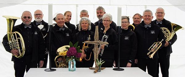 Brass Ensemble Sæby kopier