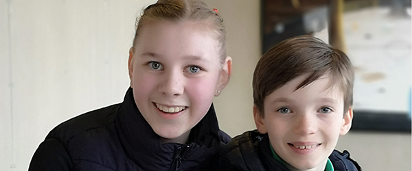 Guld til Skøjte og Sports forening Nord dreng