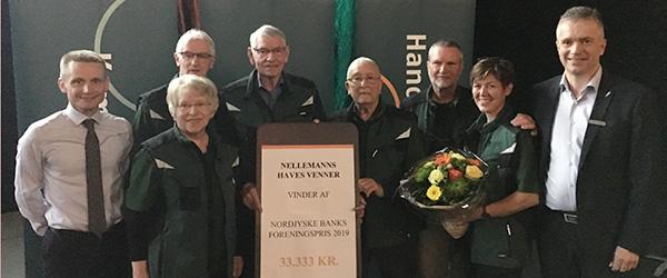 Nellemanns Haves Venner i Sæby vinder foreningspris