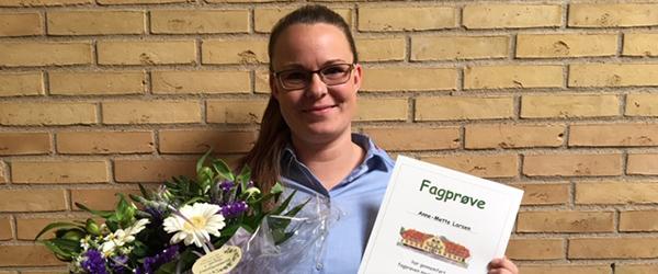 Anne-Mette Larsen, Sæby kopier