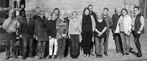 Tysk kursister 2019