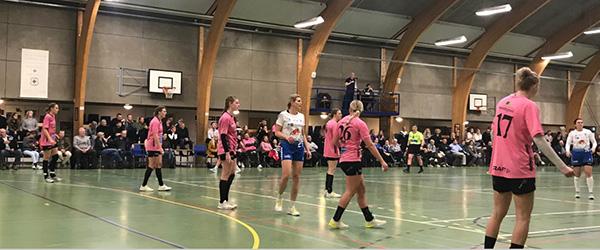 Storsejr til Vendsyssel Håndbold i Odense